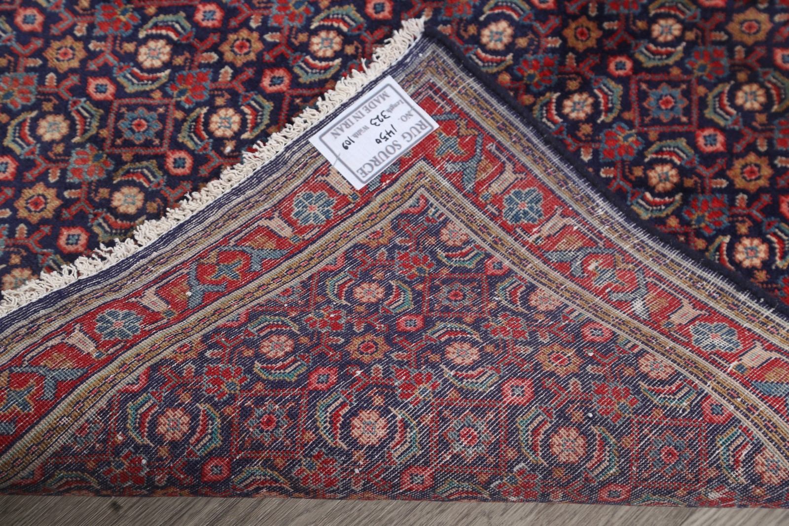 4x11 Arak Persian Rug Runner