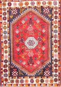 2x3 Shiraz Persian Area Rug