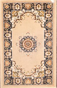 2x3 Tabriz Anatolian Oriental Area Rug