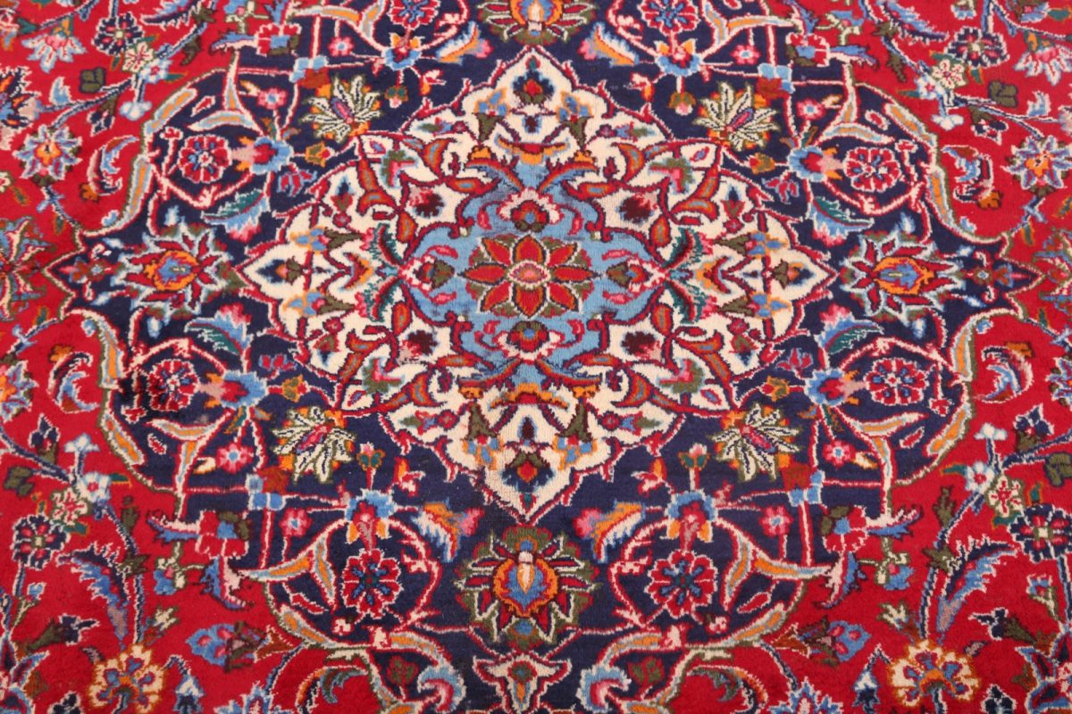 9x12 Kashan Persian Area Rug
