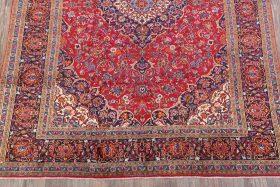 9x12 Kashan Persian Area Rug