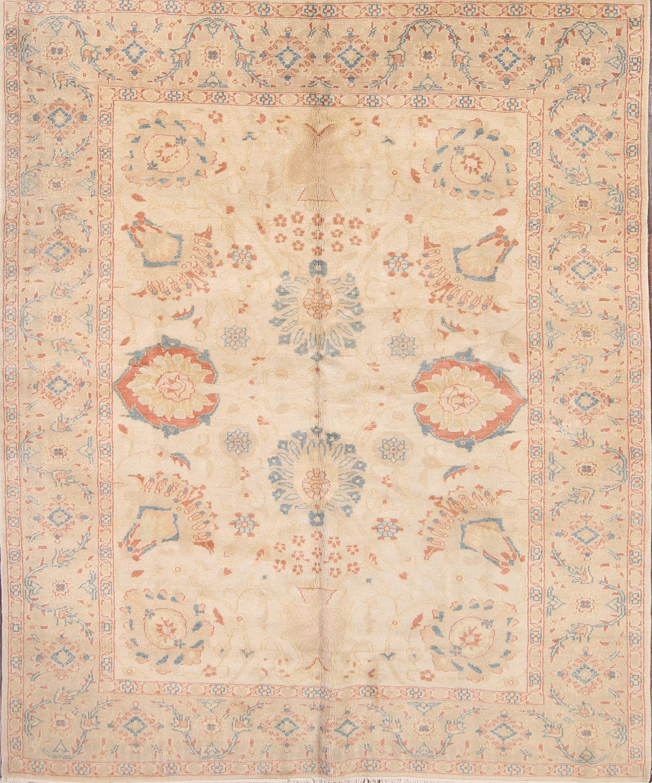 6x8 Oushak Agra Egyptian Oriental Area Rug