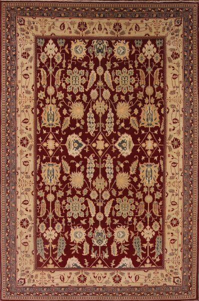 10x14 Oushak Ziegler Egypt Oriental Area Rug
