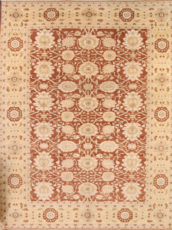 13x16 Ziegler Oushak Egypt Oriental Area Rug