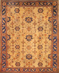 10x13 Oushak Turkish Oriental Area Rug