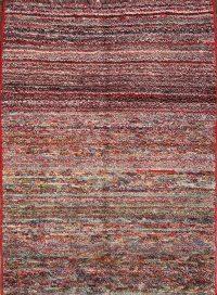 4x5 Gabbeh Shiraz Persian Area Rug