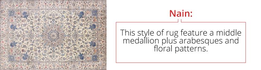 persian rug guide