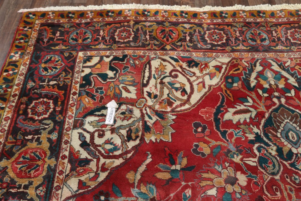 10x12 Heriz Heris Serapi Persian Area Rug