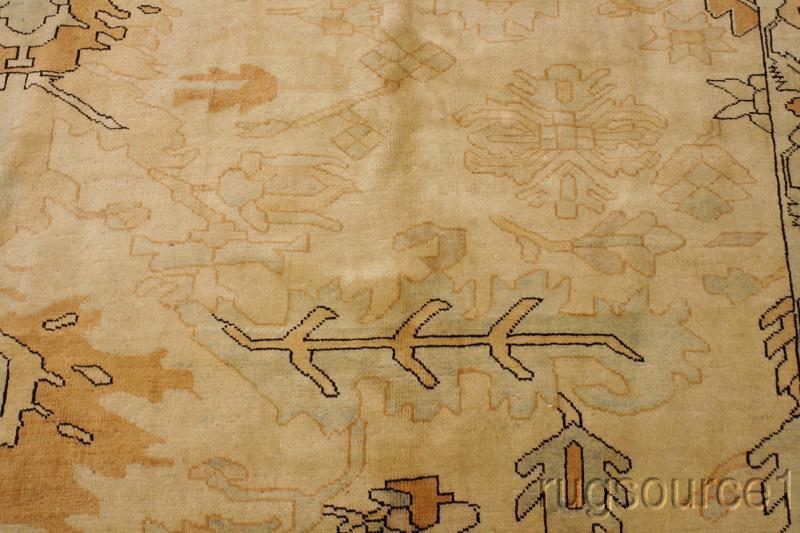 11x16 Heriz Persian Area Rug