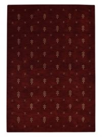 3x5 Gabbeh Lori Hand Knotted Oriental Area Rug