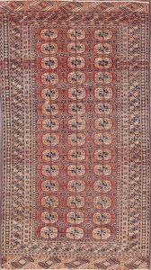 5x8 Balouch Persian Area Rug
