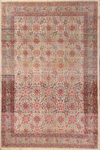 6x9 Khoy Tabriz Persian Area Rug