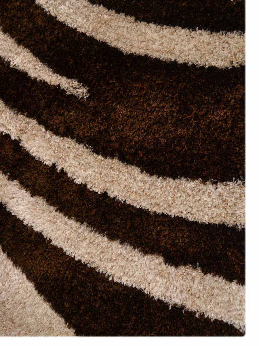 Contemporary abstract soft 5x8 shaggy oriental area rug for Soft area rugs