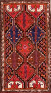 5x9 Shiraz Persian Area Rug