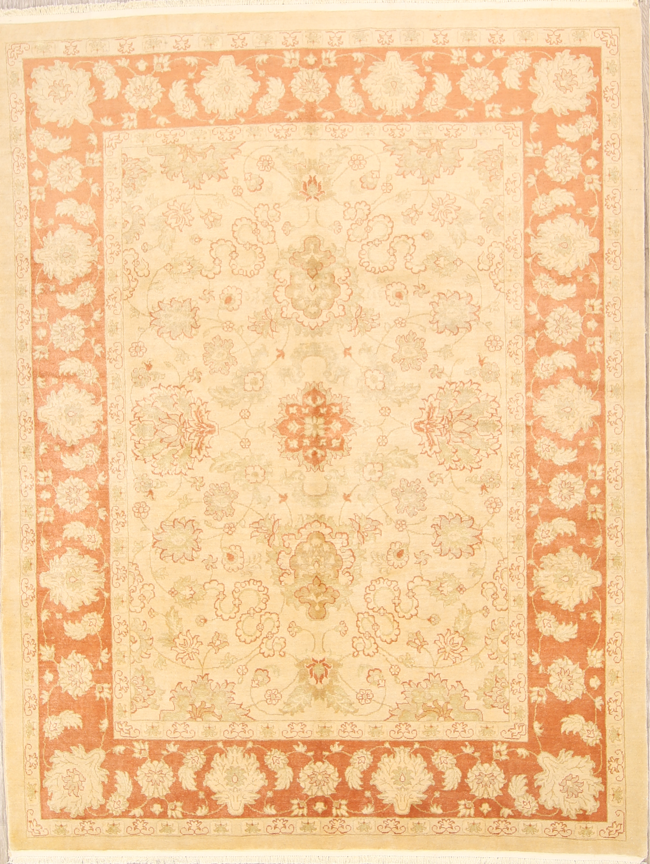 8x10 Oushak Ziegler Oriental Area Rug