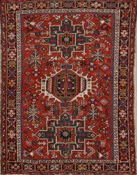 3x4 Gharajeh Persian Area Rug