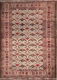 3x4 Balouch Turkoman Persian Area Rug