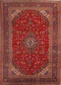 10x14 Kashan Persian Area Rug