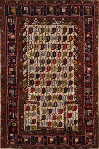 3x5 Zanjan Persian Area Rug