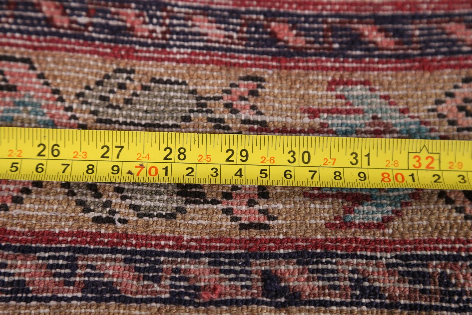 4x11 Hamedan Persian Rug Runner