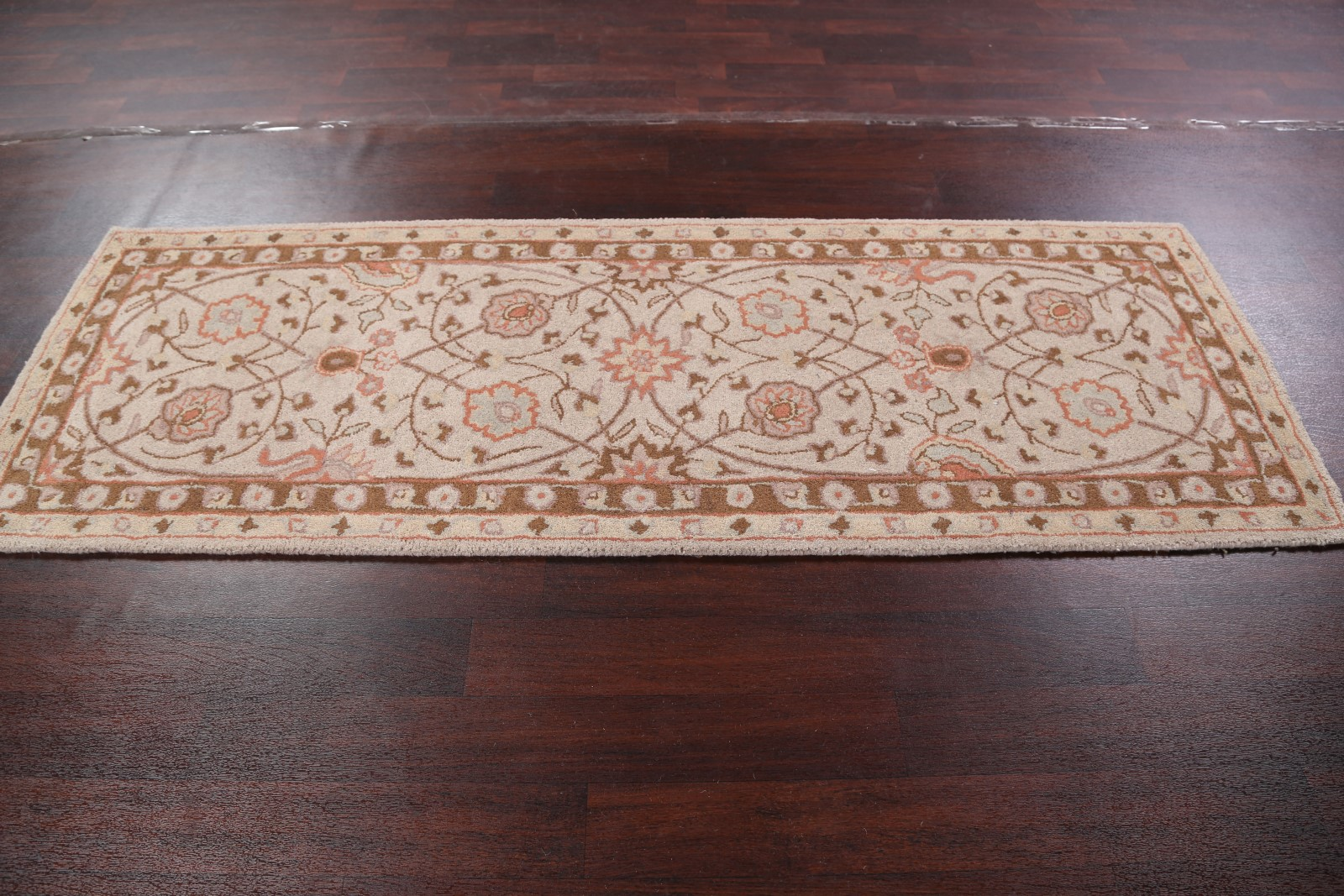 3x8 Oushak Indian Oriental Rug Runner