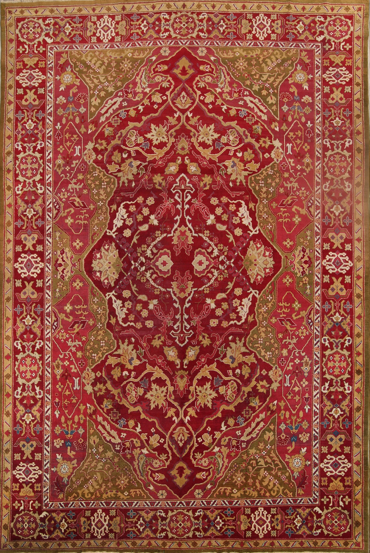 10x15 agra oriental area rug. Black Bedroom Furniture Sets. Home Design Ideas