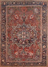 10x14 Sarouk Persian Area Rug