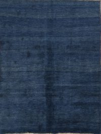 Soft Plush 6x8 Gabbeh Shiraz Persian Area Rug
