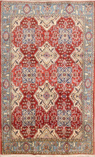 4x7 Shahreza Persian Area Rug
