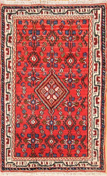 2x4 Hamedan Persian Area Rug