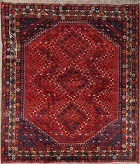 5x7 Shiraz Persian Area Rug