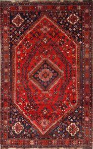 5x8 Lori Shiraz Persian Area Rug
