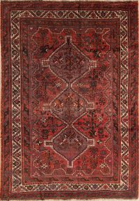 6x8 Shiraz Persian Area Rug
