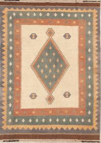6x8 Kilim Shiraz Persian Area Rug