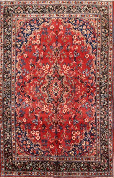 6x10 Mood Persian Area Rug