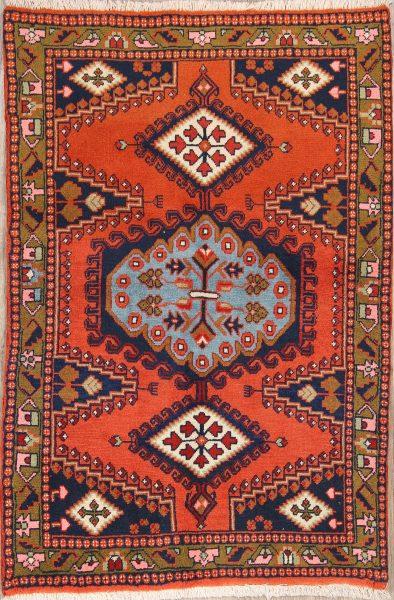 3x5 Viss Persian Area Rug