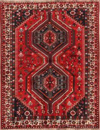 5x7 Shiraz Lori Persian Area Rug