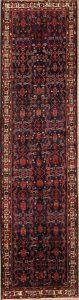3x13 Hamedan Persian Rug Runner