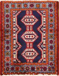2x3 Balouch Persian Area Rug