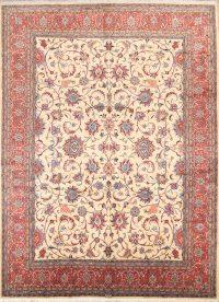10x13 Sarouk Persian Area Rug