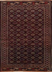 7x9 Turkoman Persian Area Rug