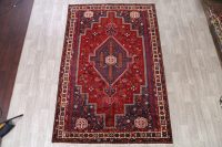 Geoemetric Tribal 7x10 Shiraz Persian Area Rug