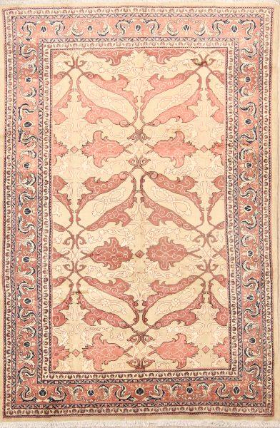 7x11 Sarouk Mahal Ziegler Persian Area Rug