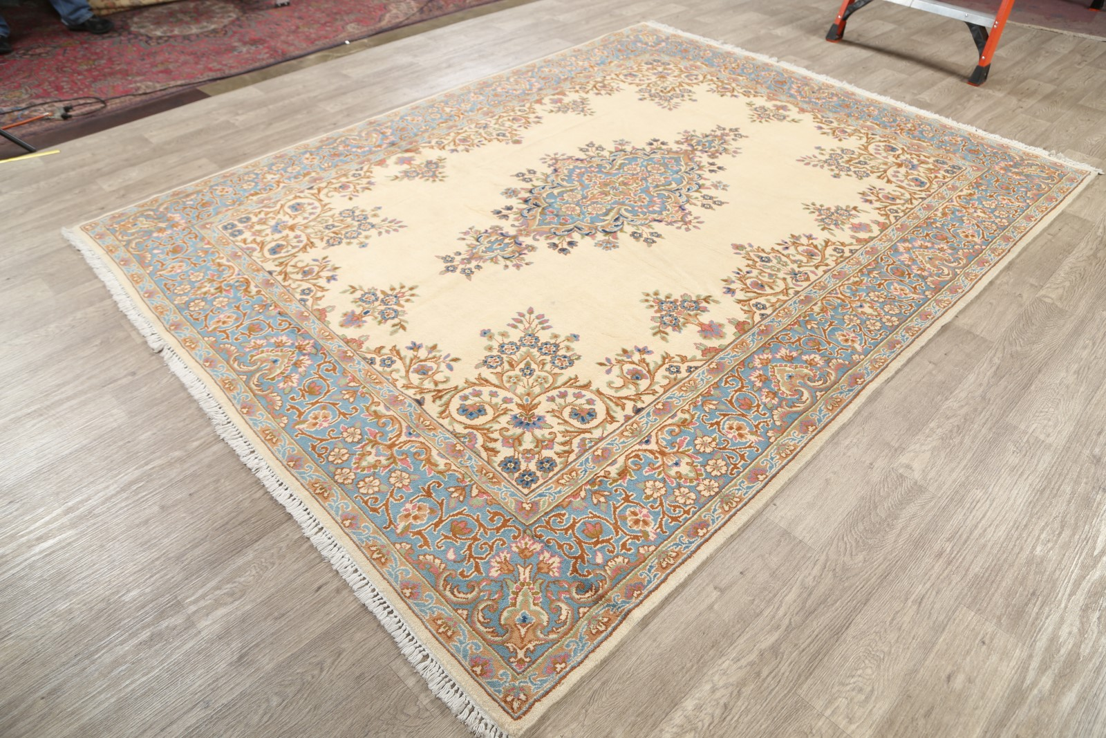 8x10 Kerman Persian Area Rug