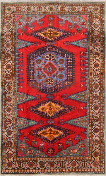 7x12 Viss Mahal Persian Area Rug