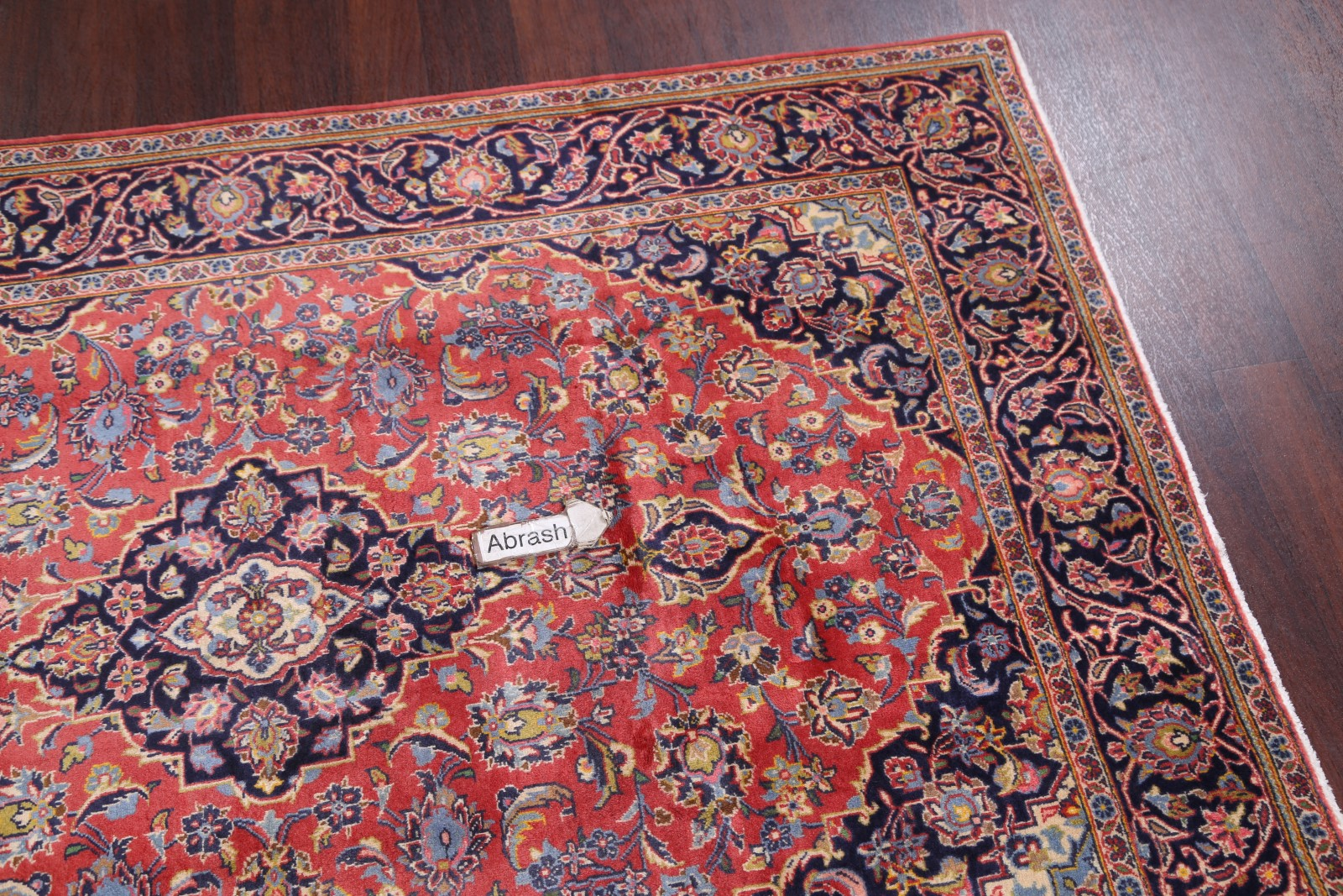 Traditional Floral 5x7 Kashan Persian Area Rug