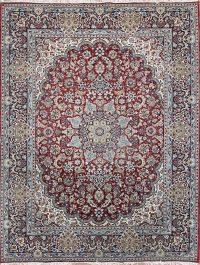 Soft Plush 10×13 Isfahan Machine Made Persian Area Rug