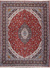 Soft Plush Traditional 10x13 Kashan Persian Area Rug