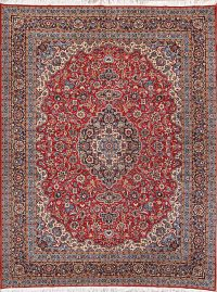 Traditional Floral 10x13 Najafabad Persian Area Rug