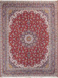 10x12 Kashan Persian Area Rug